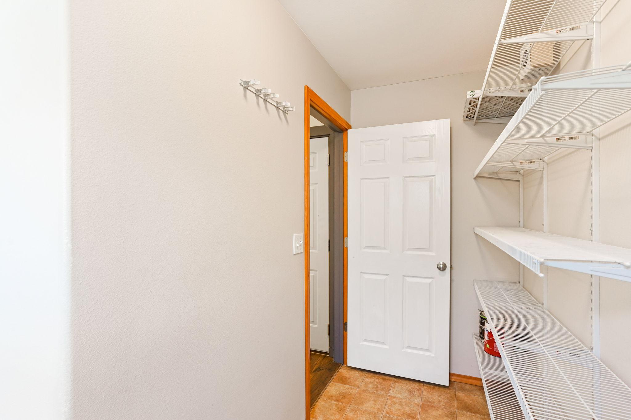 Laundry Room / Storage