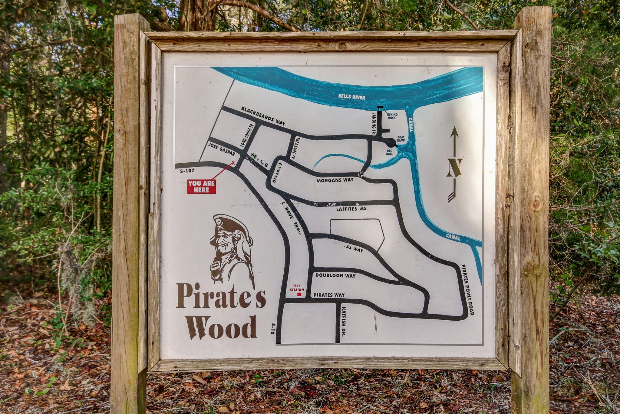 Pirate's Wood