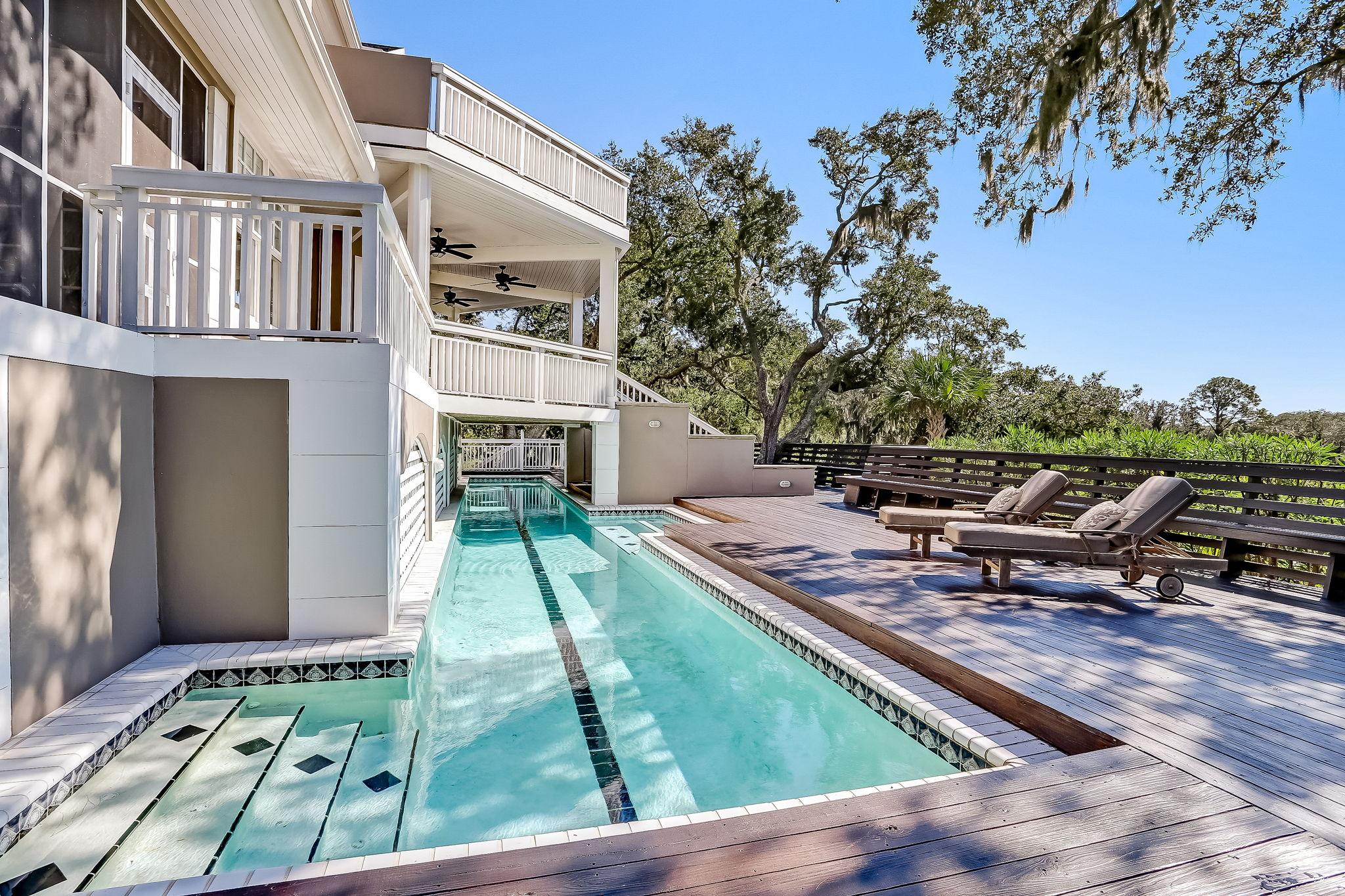 Building - Indoor Pool