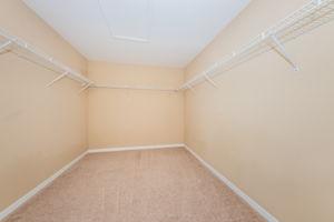 Upper Level Master Bedroom Walk-in Closet-2