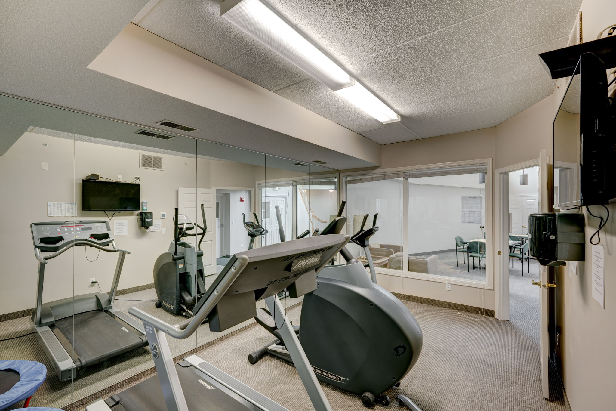 Building - Exercise Room