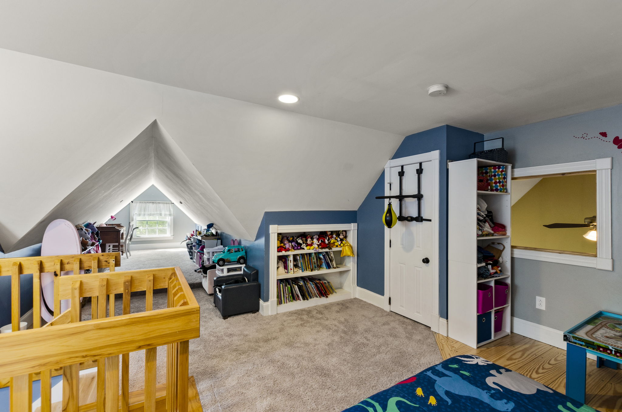2nd Floor Bedroom and Play Area (3)