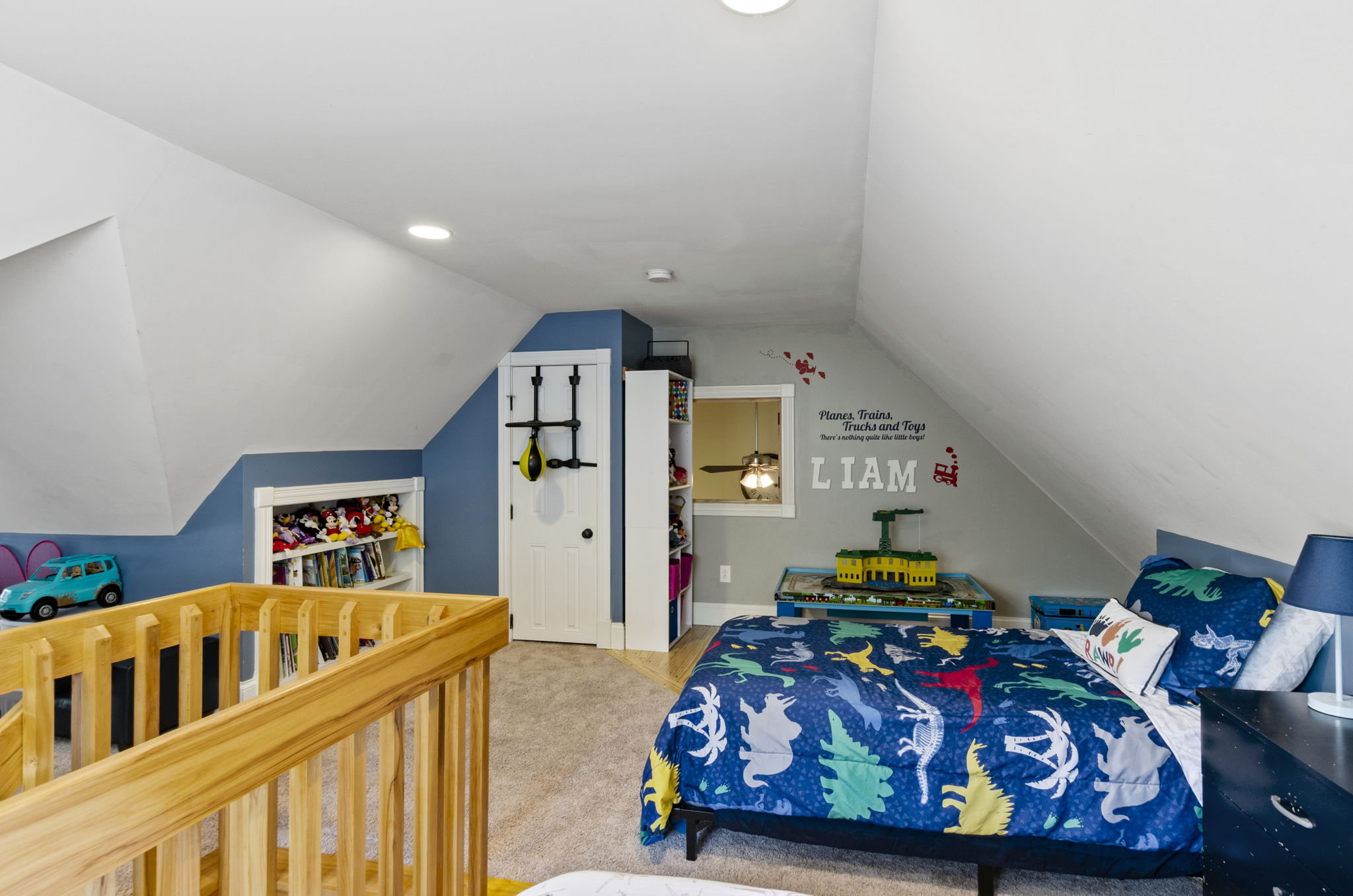 2nd Floor Bedroom and Play Area (6)