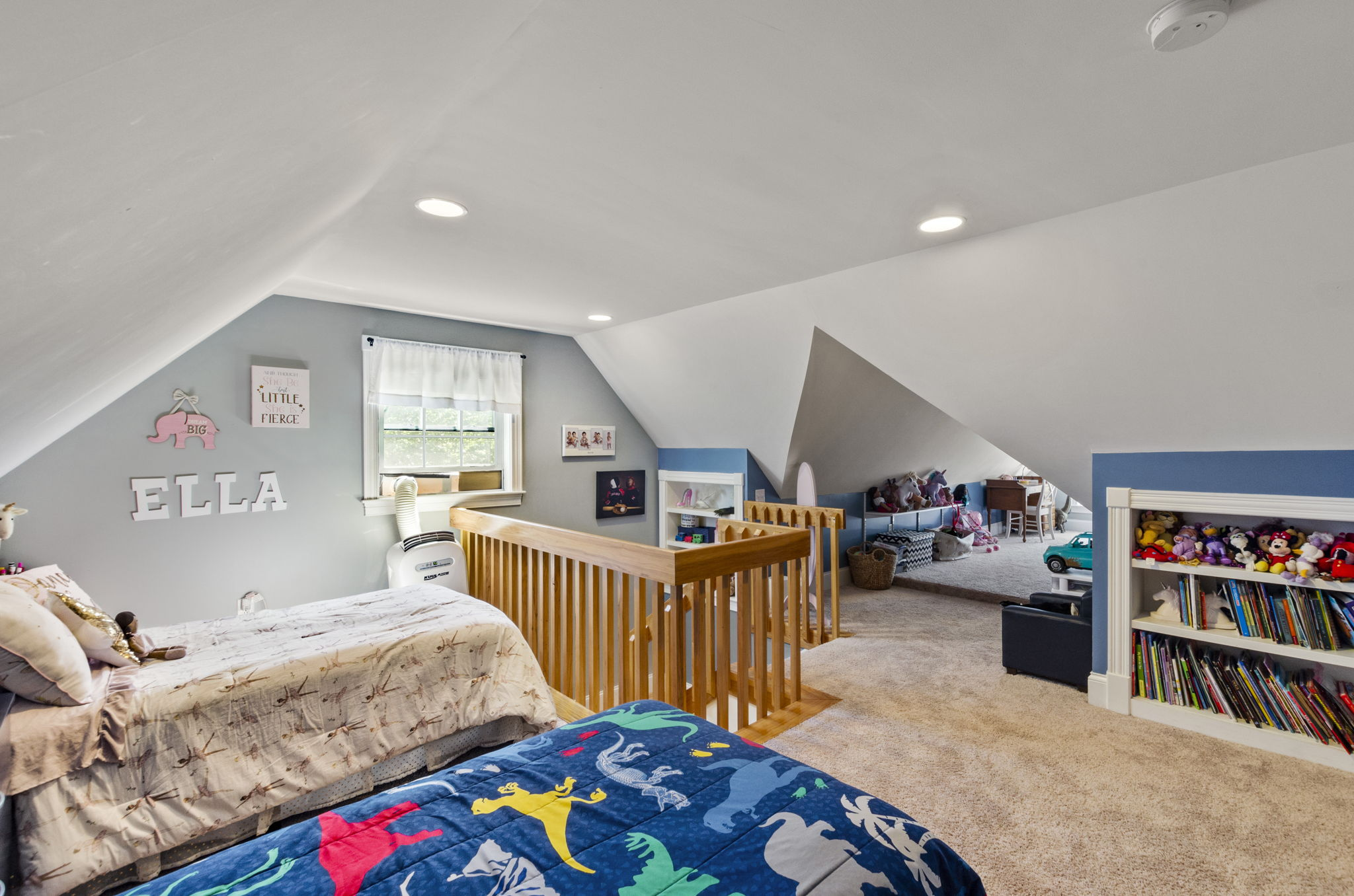 2nd Floor Bedroom and Play Area (2)