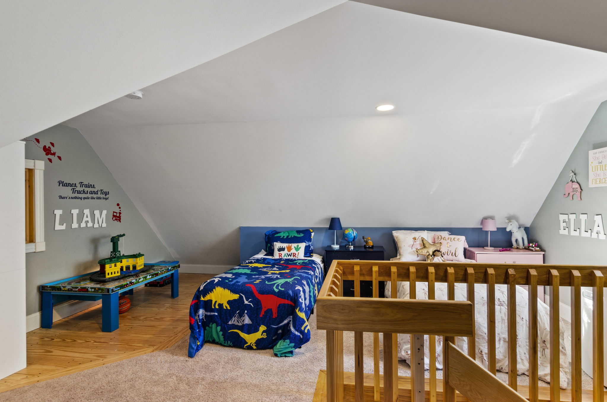2nd Floor Bedroom and Play Area (4)