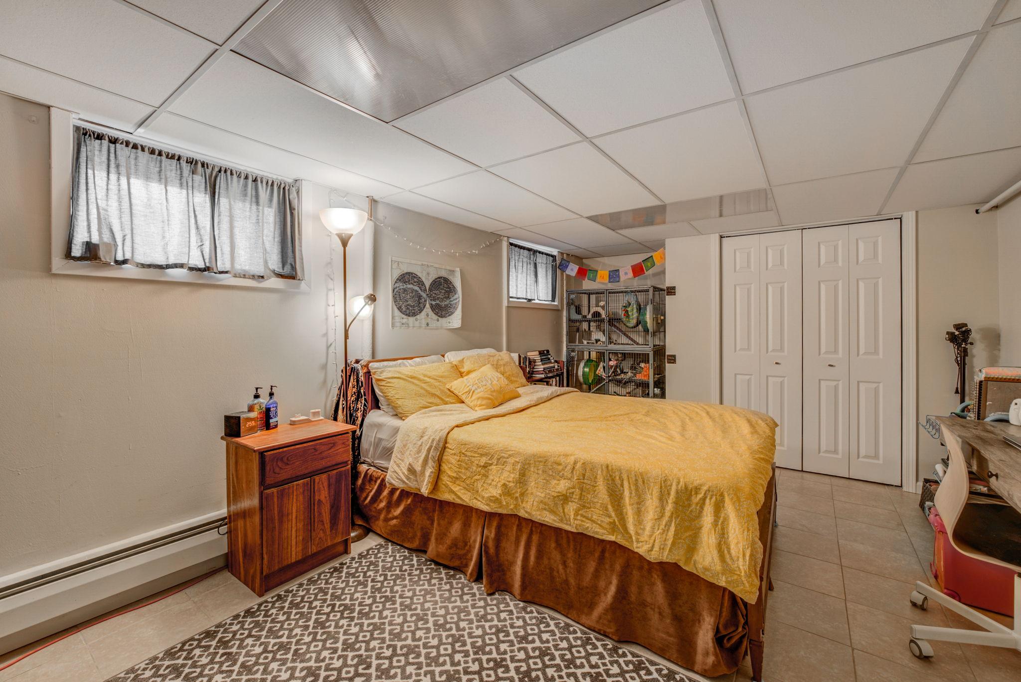 Lower Level - Bedroom