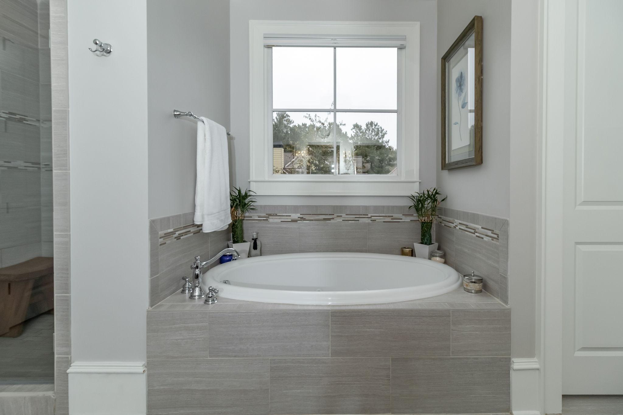 Owner's EnSuite Bath - Soaker Tub