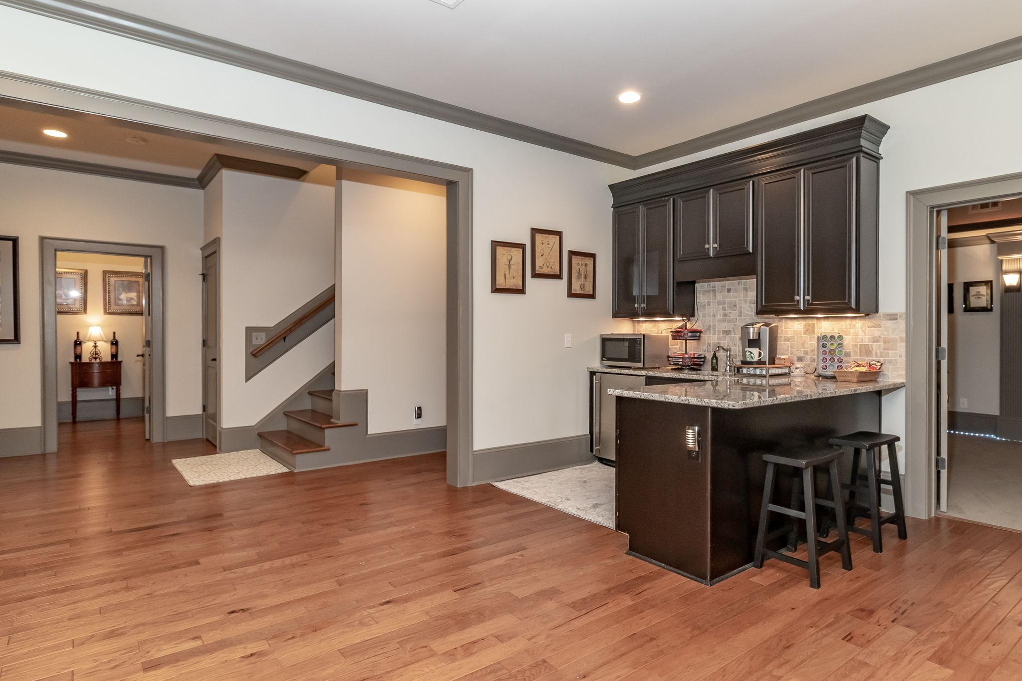 Basement -  Kitchen Area