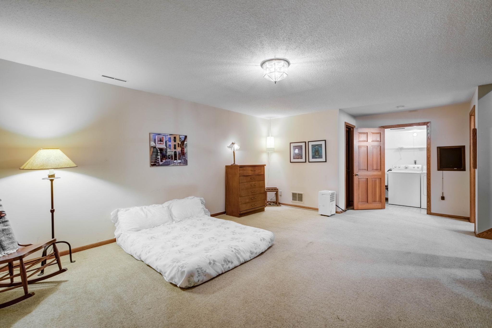 Family Room/Laundry Room