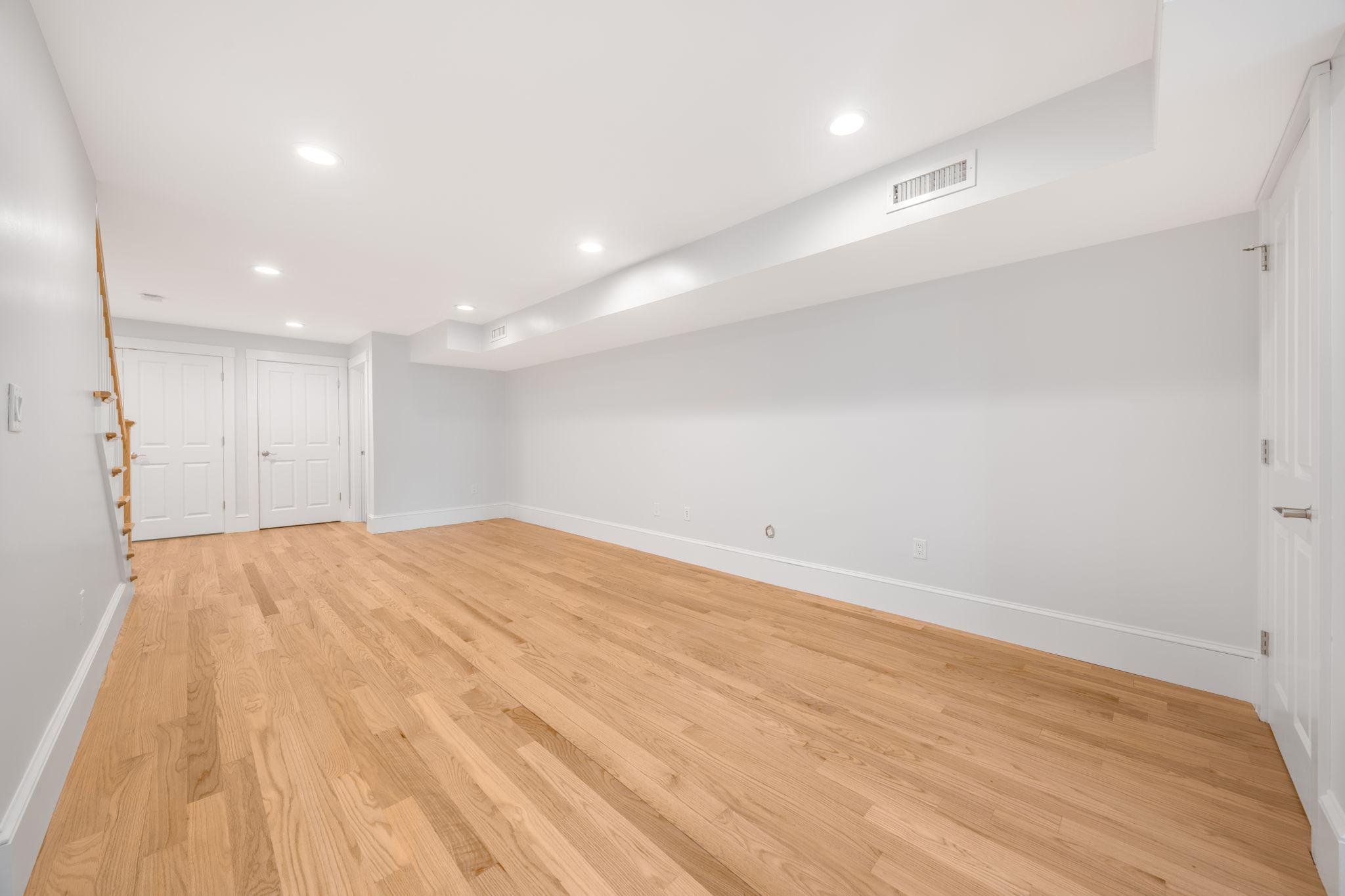 Lower Level Den/Guest Suite