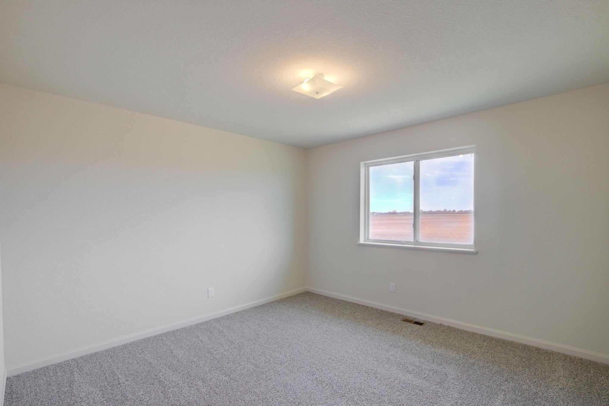 Upstairs- Bedroom 3